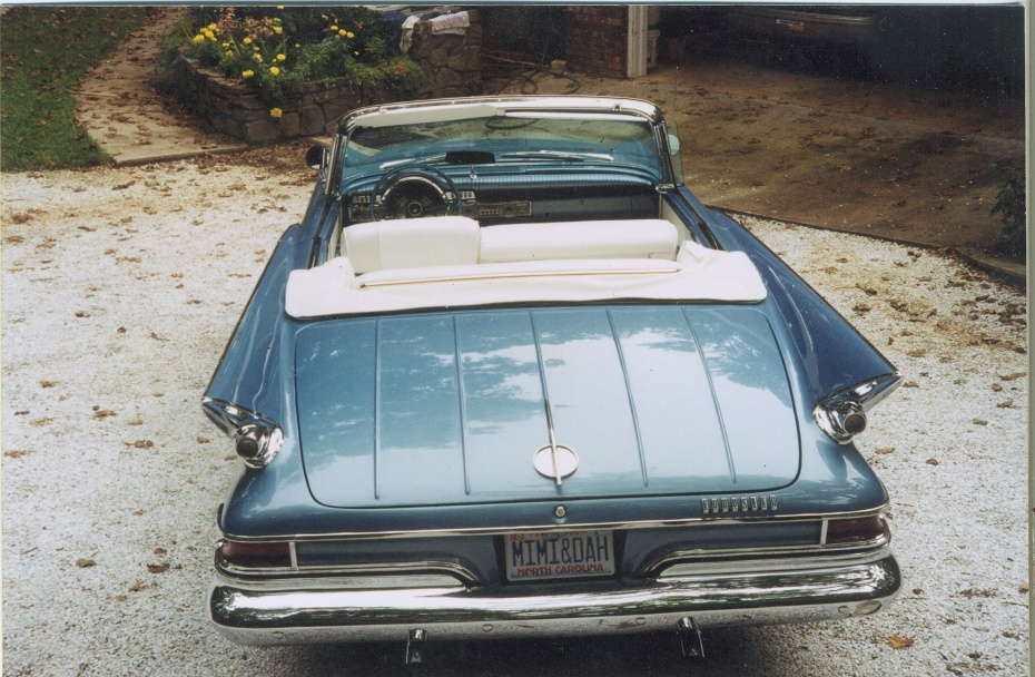 Chrysler convertible