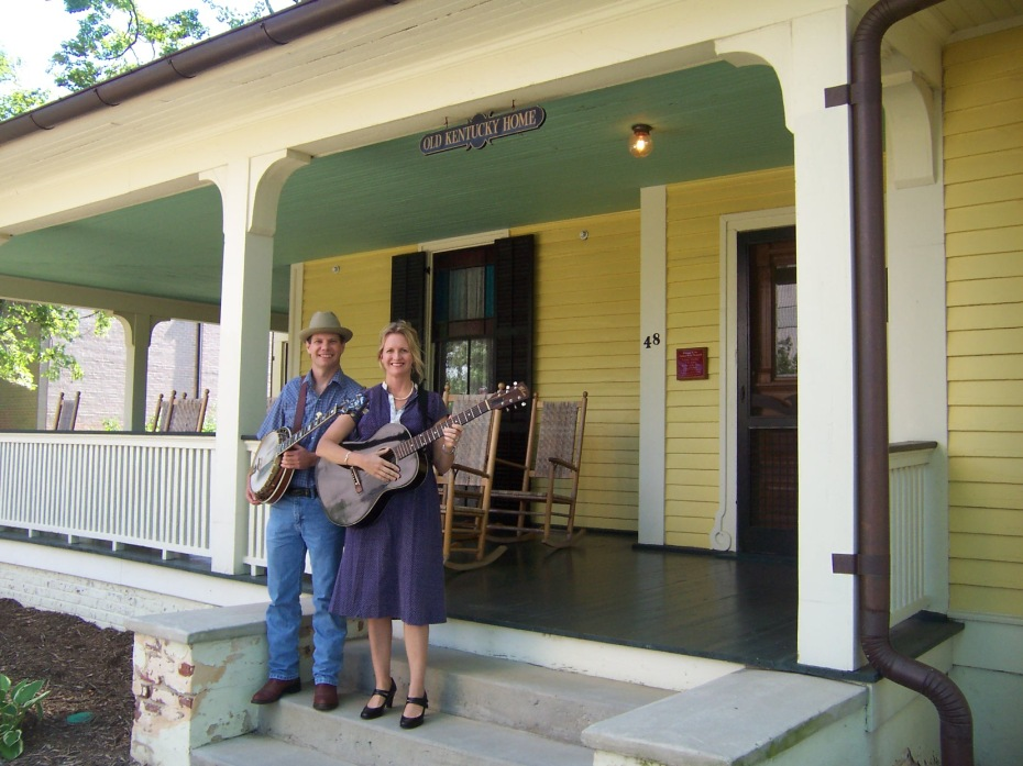 George and Brooke Buckner, Traditional Mountain Music