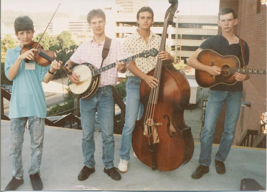Tar Heel Bluegrass Boys