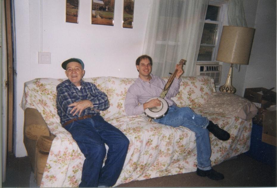 Doug Wallin and George Buckner